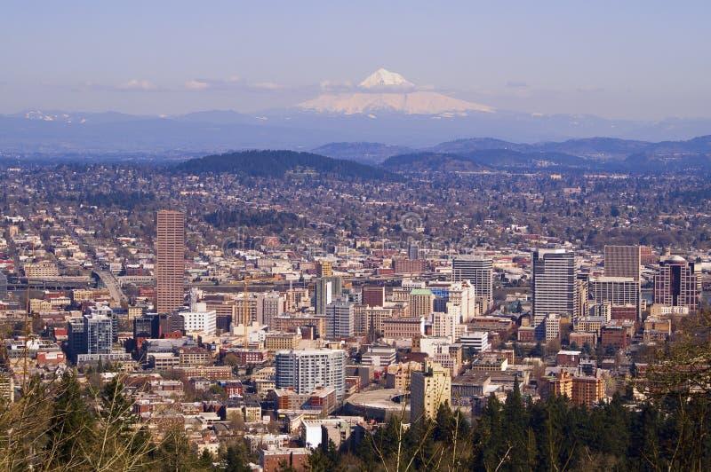 Download Beautiful Vista Of Portland, Oregon Stock Photo - Image: 12077720