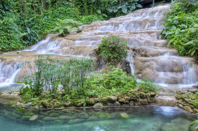 Download Beautiful waterfall stock photo. Image of natural, scenery - 18110082