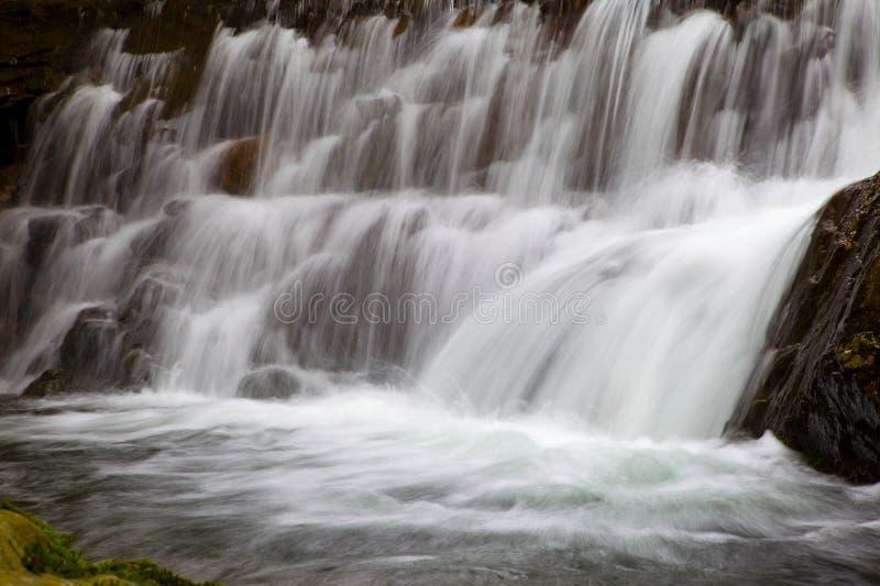 Download Beautiful waterfall stock image. Image of cascade, creek - 34564665