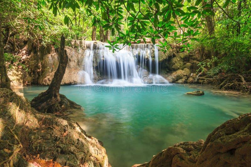Download Beautiful Waterfall stock photo. Image of fresh, flowing - 31853386