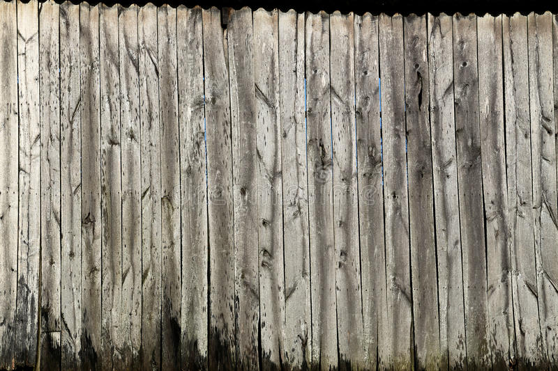 Download Beautiful Weathered Picket Fence Stock Photo - Image: 83718434