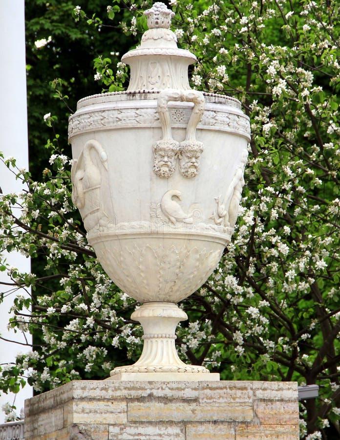 Antique vase stock photography
