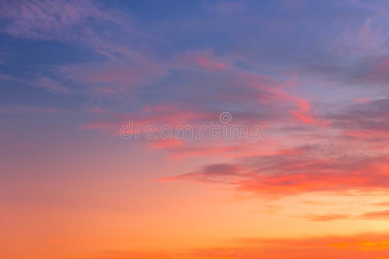 Beautiful of white cloud and blue sky background wallpaper. The beautiful of white cloud and blue sky background wallpaper stock photos