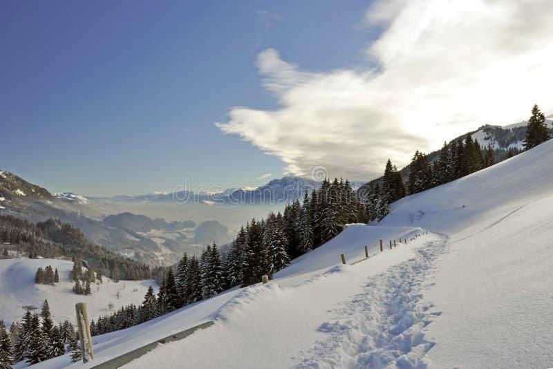 Download Beautiful Winter Landscape Stock Photos - Image: 23187273