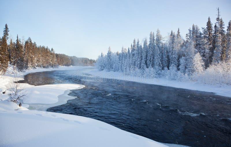 Winter Karelia