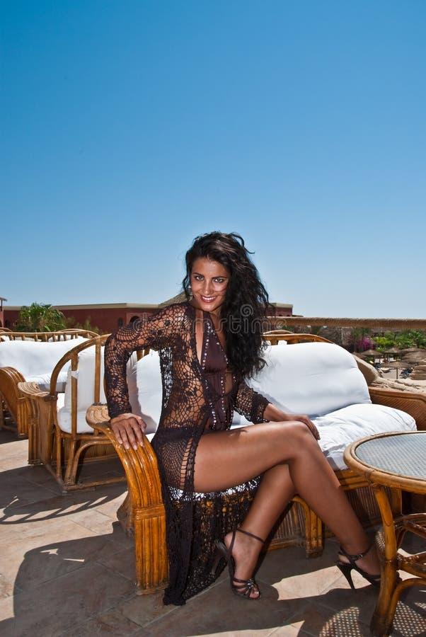 Download A beautiful woman stock image. Image of elegant, sweet - 10387443