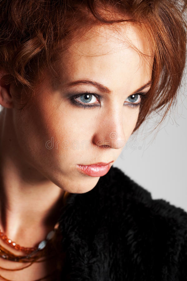 Download Beautiful woman stock photo. Image of hair, beauty, pretty - 11927644