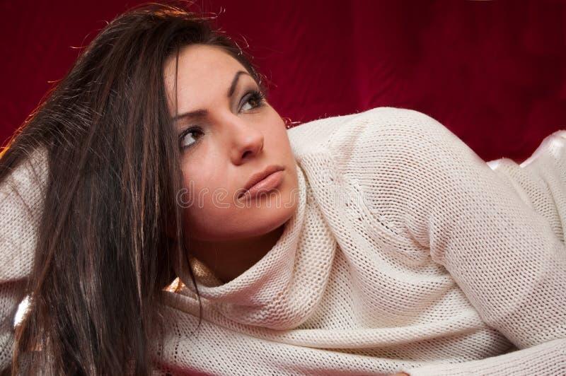 Download Beautiful woman stock image. Image of show, pleasure - 13729107
