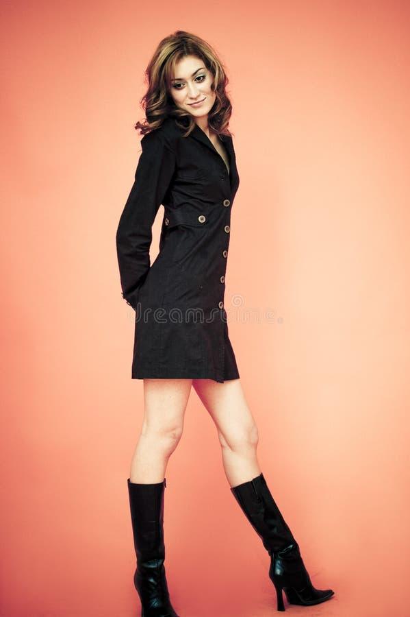 Beautiful woman. stock images