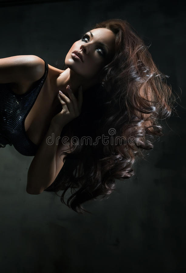 Download Beautiful woman stock photo. Image of exotic, expensive - 19134830