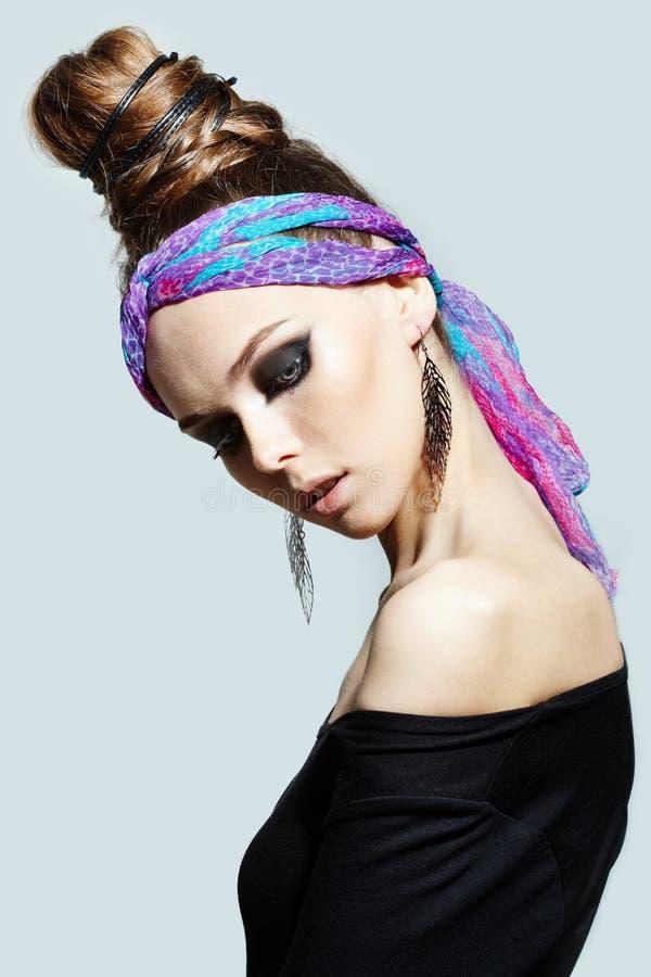 Download Beautiful woman stock photo. Image of feminine, human - 20418786