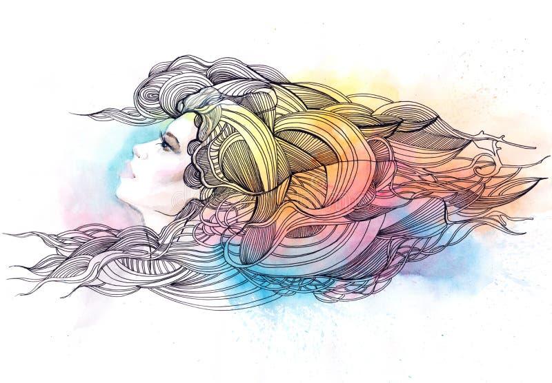 Download Beautiful Woman Stock Photo - Image: 21568270
