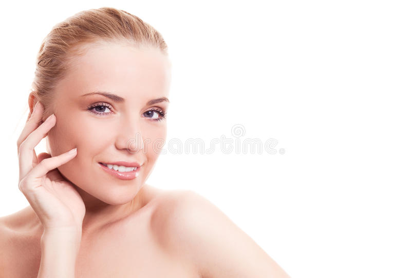 Download Beautiful woman stock image. Image of excited, happiness - 23416817
