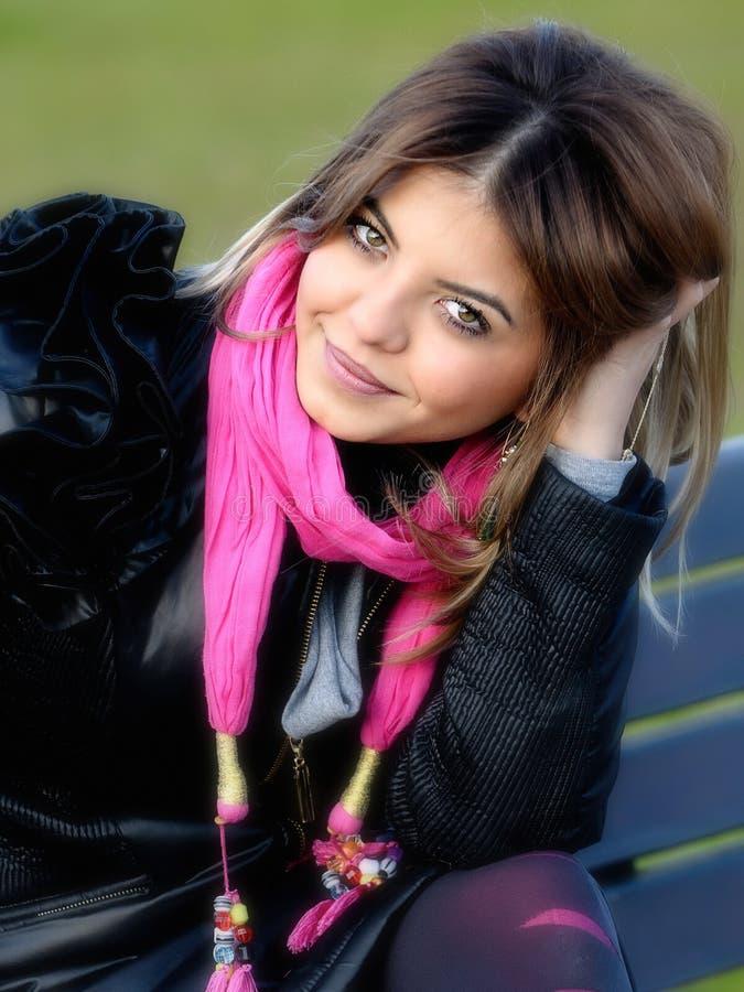 Download Beautiful woman stock photo. Image of close, caucasian - 23875210