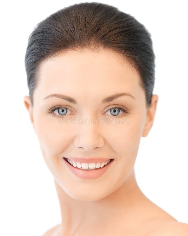 Download Beautiful woman stock image. Image of freshness, closeup - 24579209