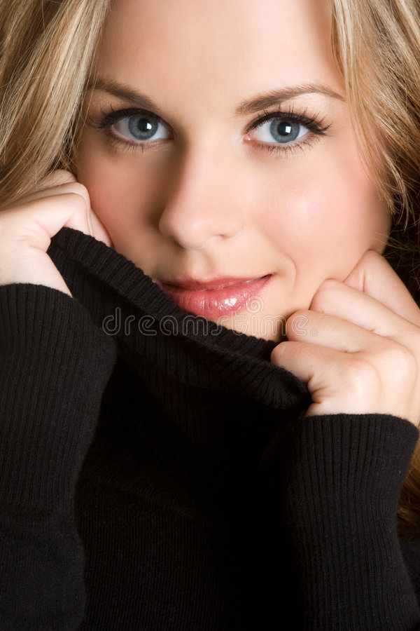 Beautiful Woman stock photography