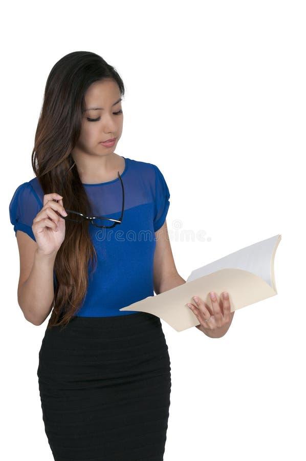 Beautiful Woman Lawyer stock photo