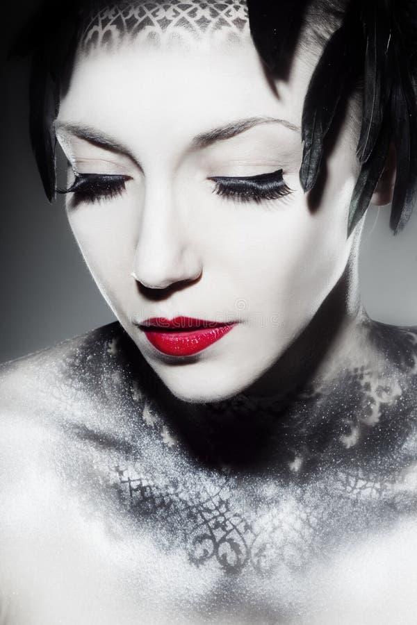 Download Beautiful woman stock image. Image of avant, caucasian - 39501739