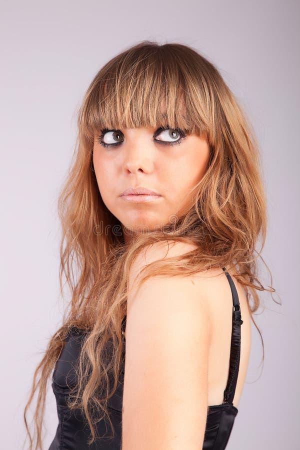 Download Beautiful woman posing stock image. Image of cool, female - 14851663