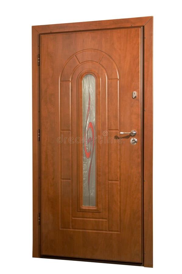 Beautiful wooden door stock photos image 3138993 for Beautiful wooden doors picture collection