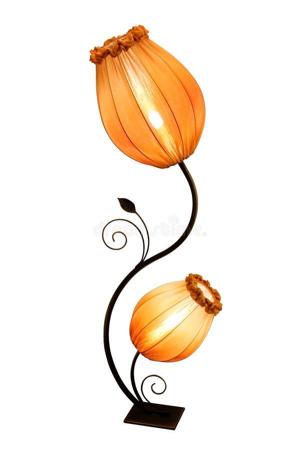 Download Beautiful Yellow Lamp Stock Image - Image: 29030971