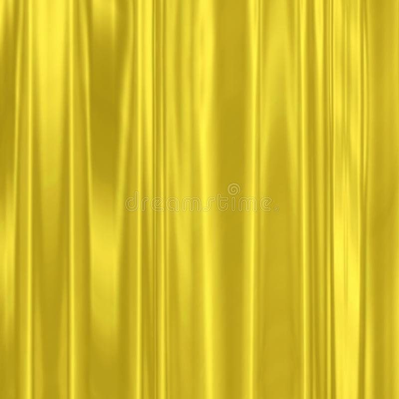 Yellow Silk. This beautiful yellow silk was created using Filter Forge royalty free illustration