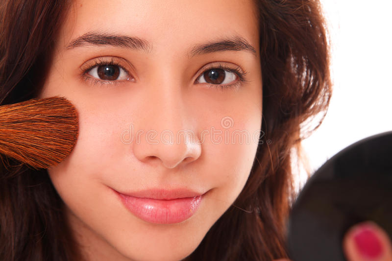 Download Beautiful Young stock photo. Image of isolated, cosmetic - 19545462