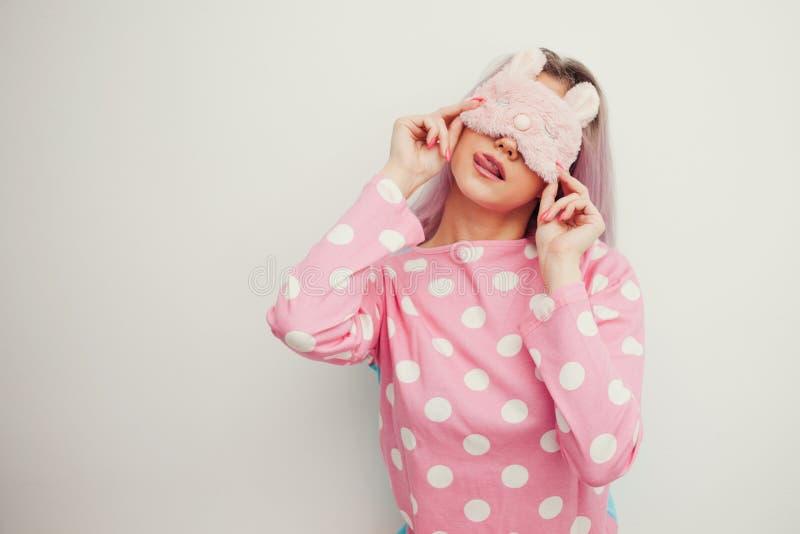 Blonde Girl Pajamas Stock Images - Download 3,173 Royalty