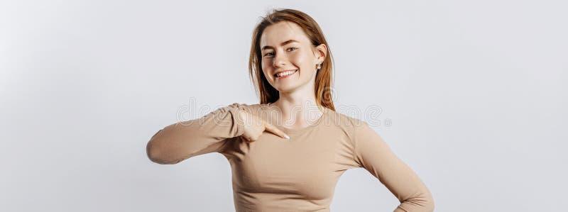 Teen Strips Fingers Herself