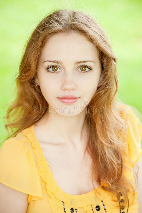 Beautiful young girl stock photo image of bright happy for Teenage beautiful girls