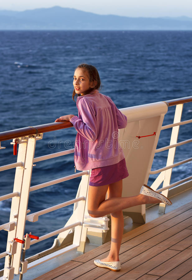 Download Beautiful Young Girl At The Sea Stock Photo - Image: 24770242