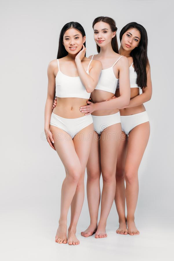 good selling new appearance outlet online Beautiful, And Young Girls In Lingerie. Stock Photo - Image ...