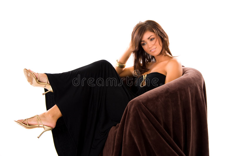 Download Beautiful Young Woman Royalty Free Stock Photography - Image: 8393387