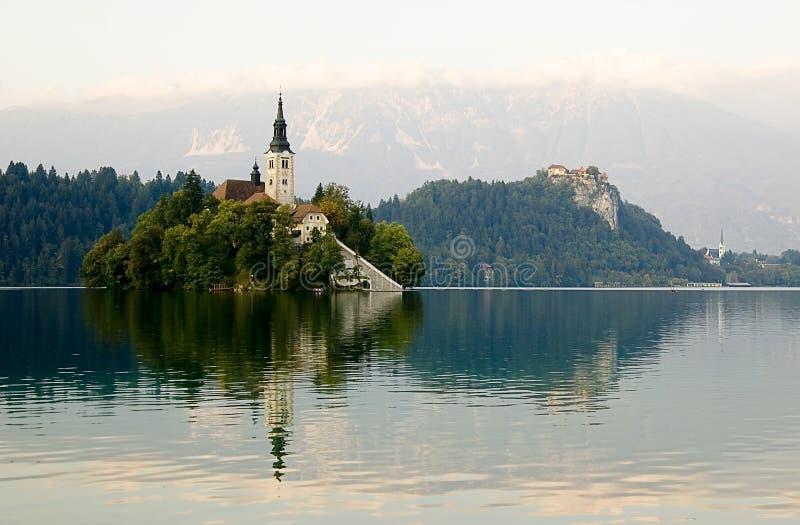 beautifull斯洛文尼亚 库存照片