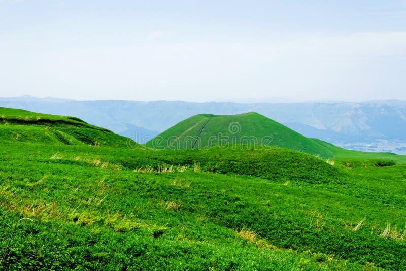 beautifull Japan malutki wulkan obrazy stock