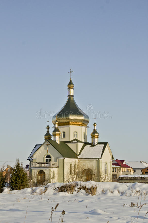 Download Beautifull Little Orthodox Church Stock Image - Image: 28975883
