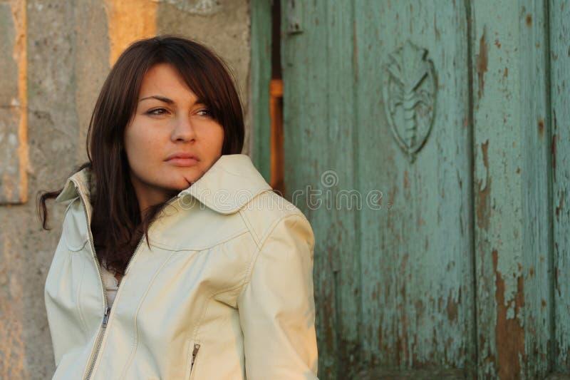Beautifull Woman Stock Image