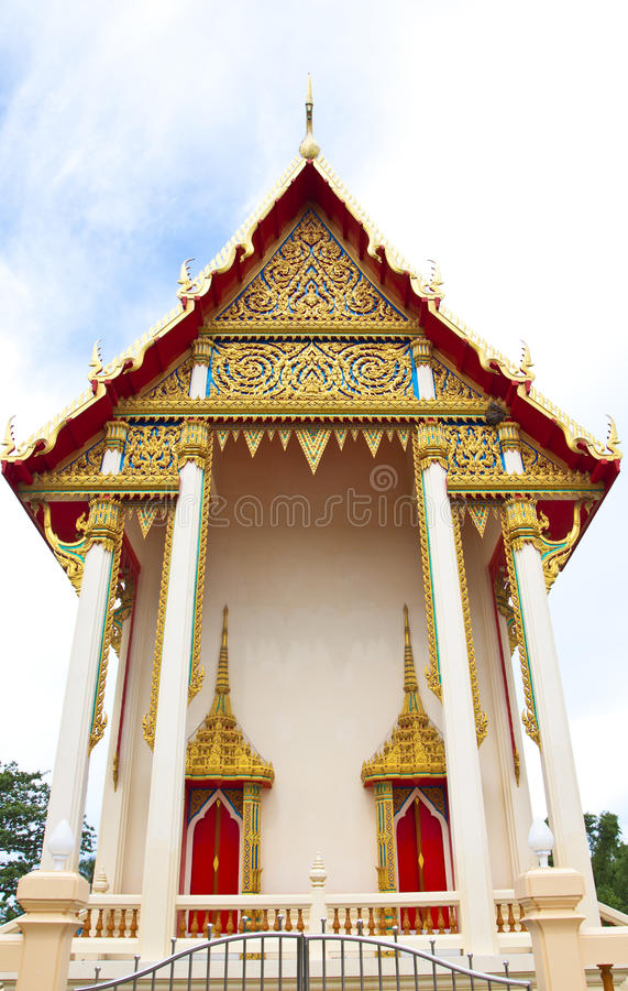 Download Beautifully Buddhism Temple In Thailand Stock Photo - Image: 25768766