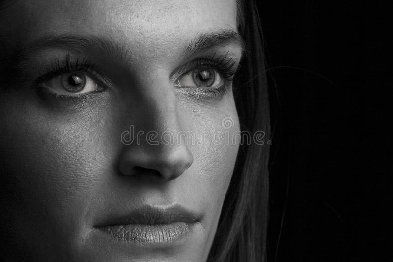 Beautifully women stock photo