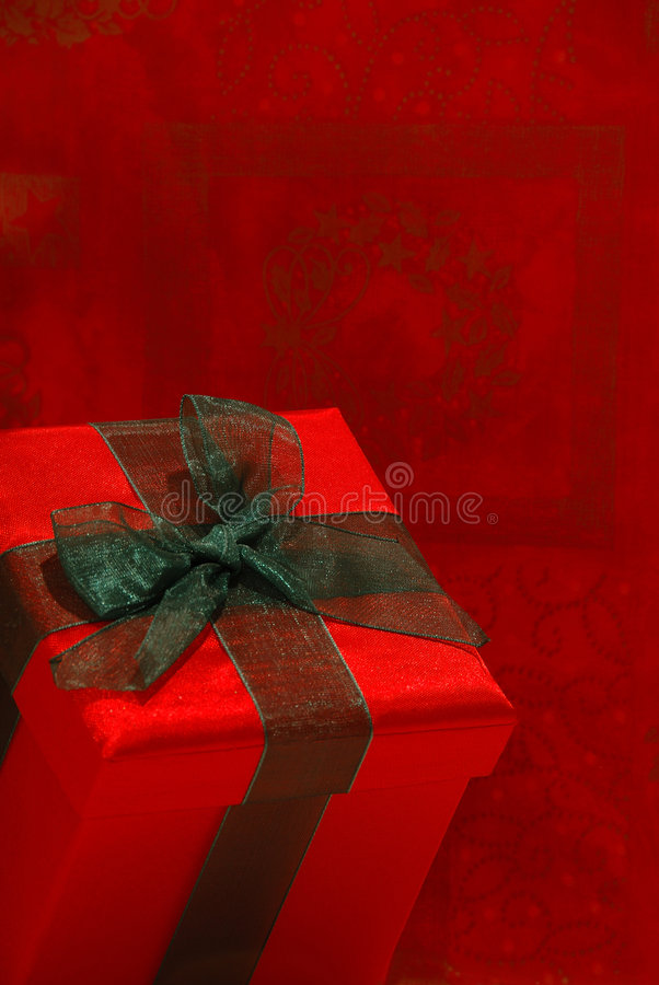 Download A Beautifully Wrapped Gift stock photo. Image of present - 1613532