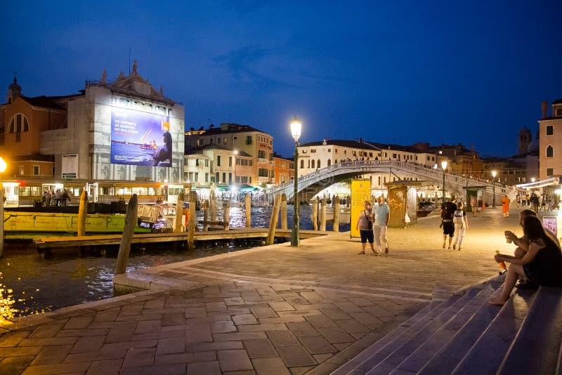 BEAUTIUL VENEZIA, VENETIË, ITALIË stock afbeeldingen
