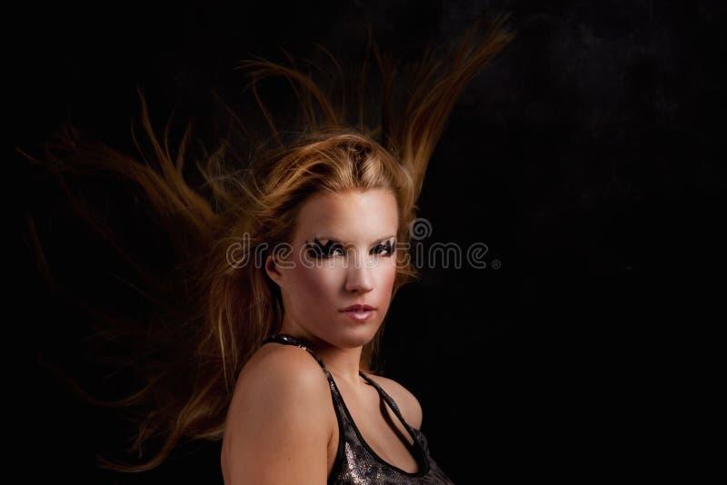 Download Beauty stock image. Image of pretty, dark, long, beauty - 11748991