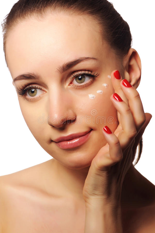 Download Beauty stock photo. Image of make, beautiful, eyes, clean - 14324564