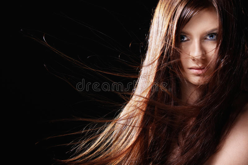 Download Beauty stock image. Image of female, hair, bright, human - 16965137