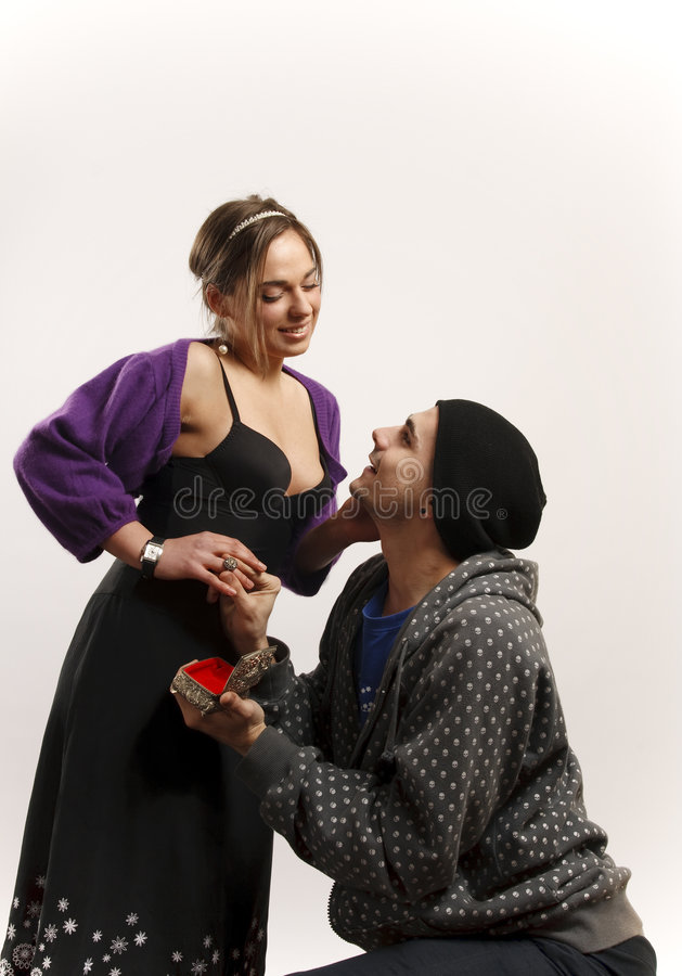 Free Beauty And The Beast. Stock Image - 8229971