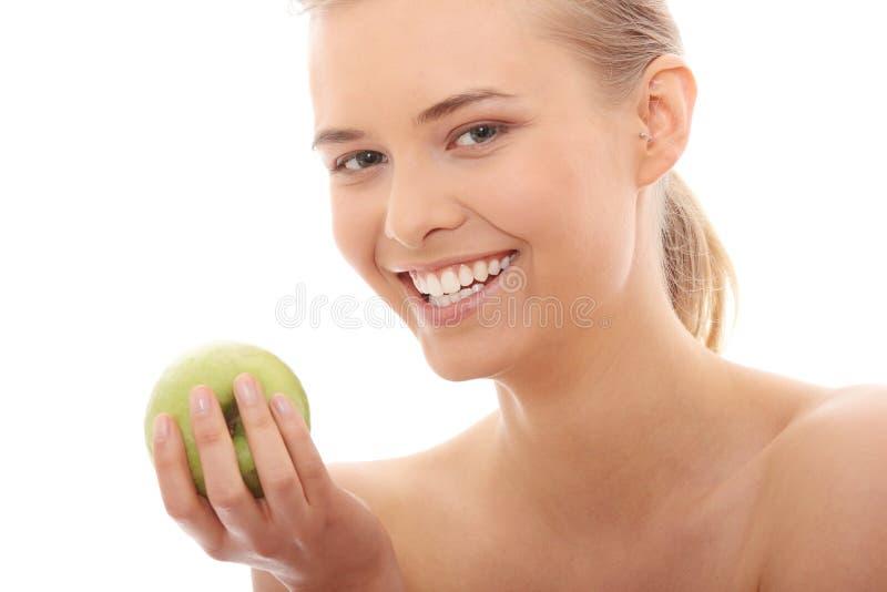 Beauty Apple Stock Image