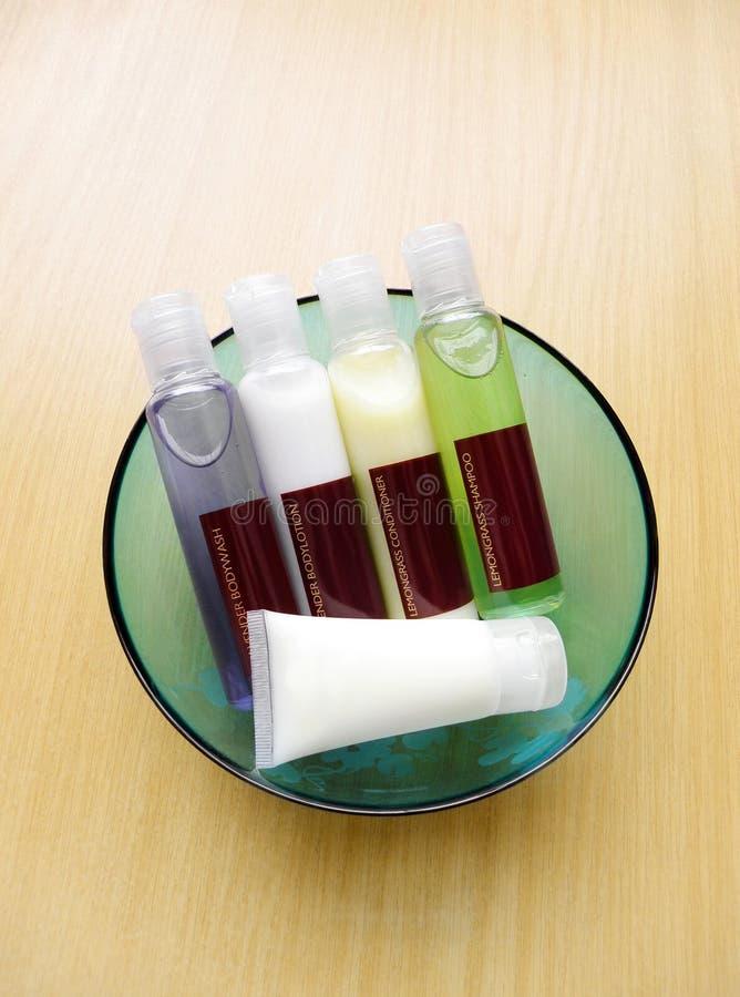 Free Beauty Body Care Bottles Stock Photos - 6406293