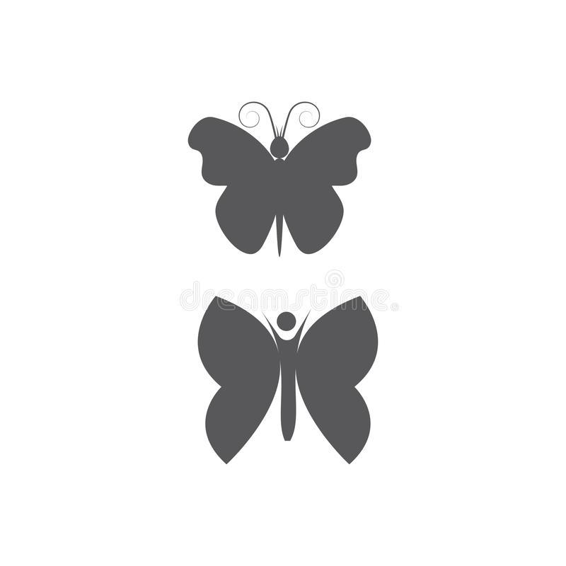 Beauty Butterfly icon design. Beauty Butterfly Vector icon design, art, beautiful, bright, circle, color, colorful, concept, cosmetics, creative, element vector illustration