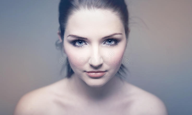 Beauty close up royalty free stock photos