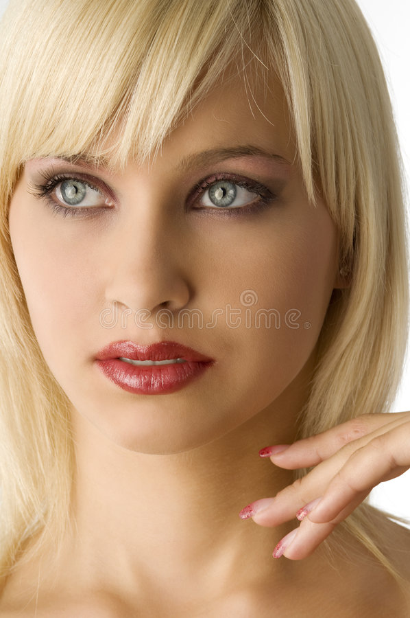 beauty close up στοκ εικόνα με δικαίωμα ελεύθερης χρήσης